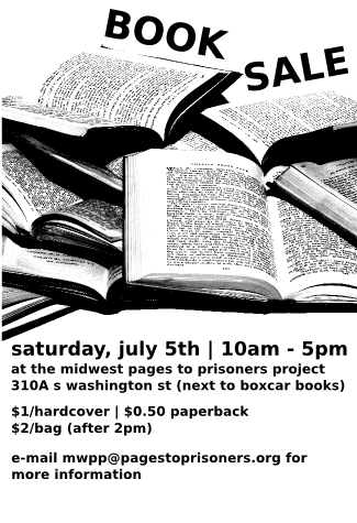 Pages Book Sale